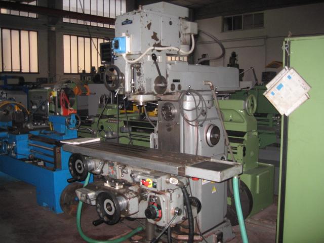 Rivenditore fresatrice rambaudi ms3p usata gamba macchine for Tornio cortini